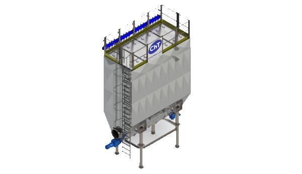 Filtro para gases FG