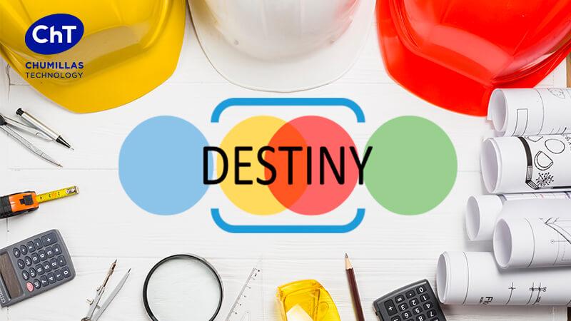 Chumillas Technology en el proyecto DESTINY