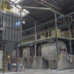 Chumillas Technology met en œuvre son filtre à manches pour arrêter l'exposition à la poussière de silice libre