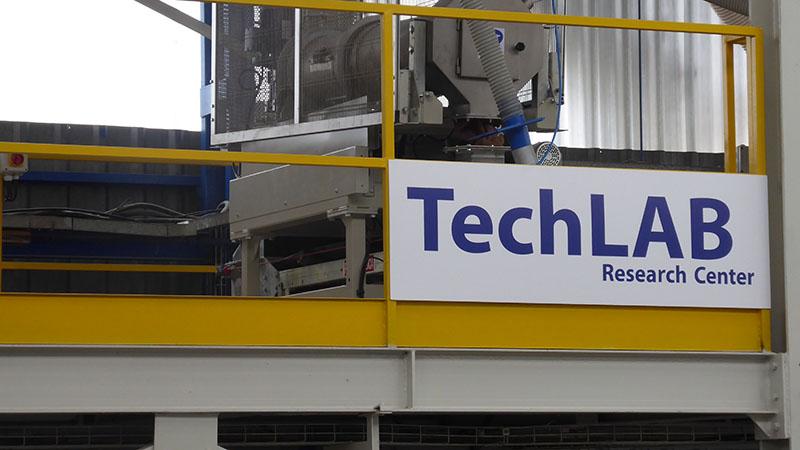 Visita a la planta piloto TechLAB