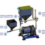 Chumillas Technology implante son système de micronisation dans un important groupe de production et de distribution de matières premières
