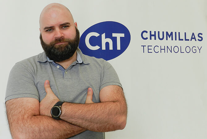 Entrevista a Oscar Centelles sobre TechLAB