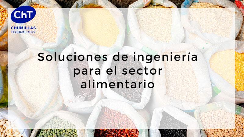 soluciones de ingeniería para el sector alimentario