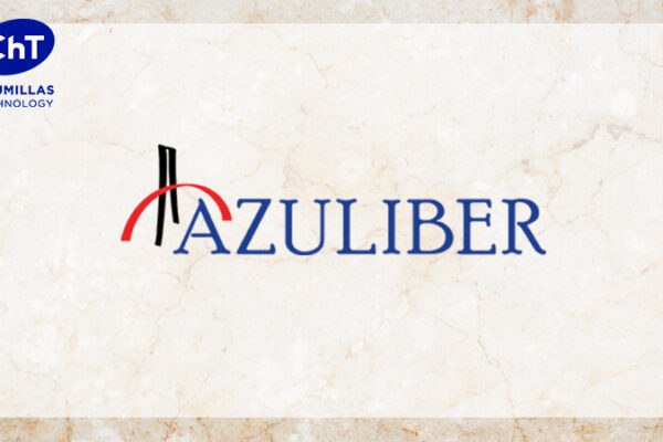 CHUMILLAS TECHNOLOGY implants our dry coloring system in Grupo Azuliber