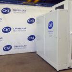 CHUMILLAS TECHNOLOGY fournit des cabines de nettoyage pour les opérateurs de la Communauté Valencienne pour éviter les effets de la silice libre