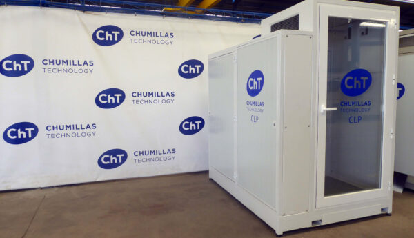 CHUMILLAS TECHNOLOGY suministra cabinas de limpieza de operarios en la Comunitat para prevenir los efectos de la sílice libre