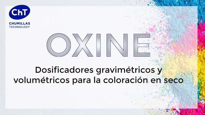 Gama de dosificadores gravimétricos y volumétricos OXINE