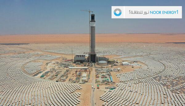 CHUMILLAS TECHNOLOGY participa en la construcción de la planta termosolar más grande del mundo en Dubái