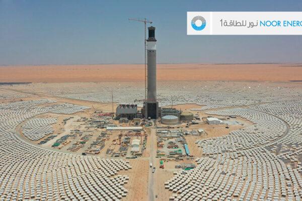 CHUMILLAS TECHNOLOGY participe à la construction de la plus grande centrale solaire thermique au monde à Dubaï
