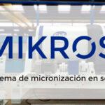 MIKROS: Sistema para micronizar