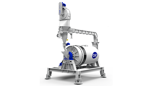 Sistema de micronización MIKROS