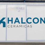 HALCÓN CERÁMICAS apuesta por la tecnología de coloración en seco de CHUMILLAS TECHNOLOOGY